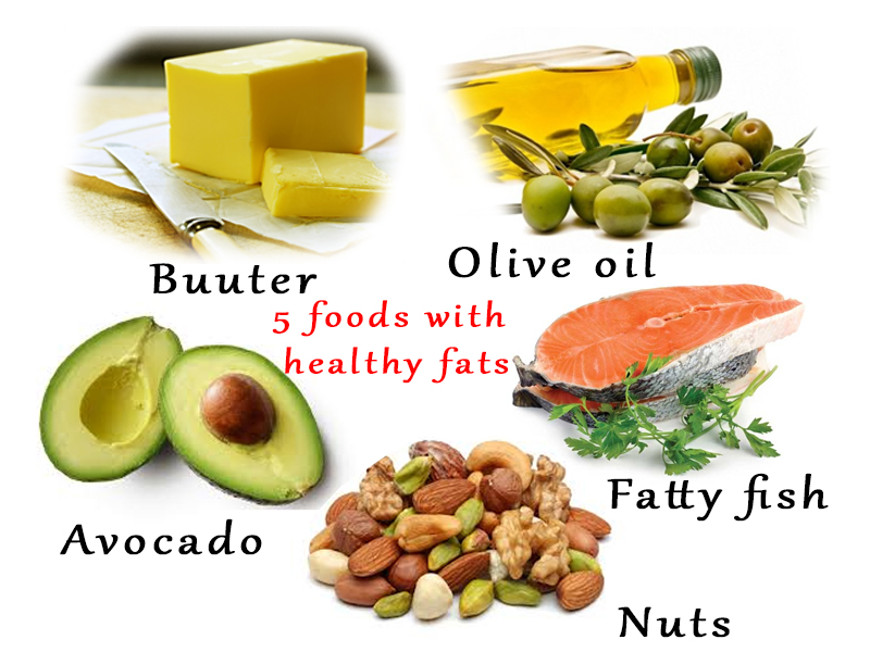 5 Foods With Healthy F...